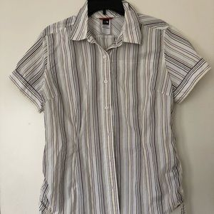 The North Face Womens Shirt Button Front XLarge